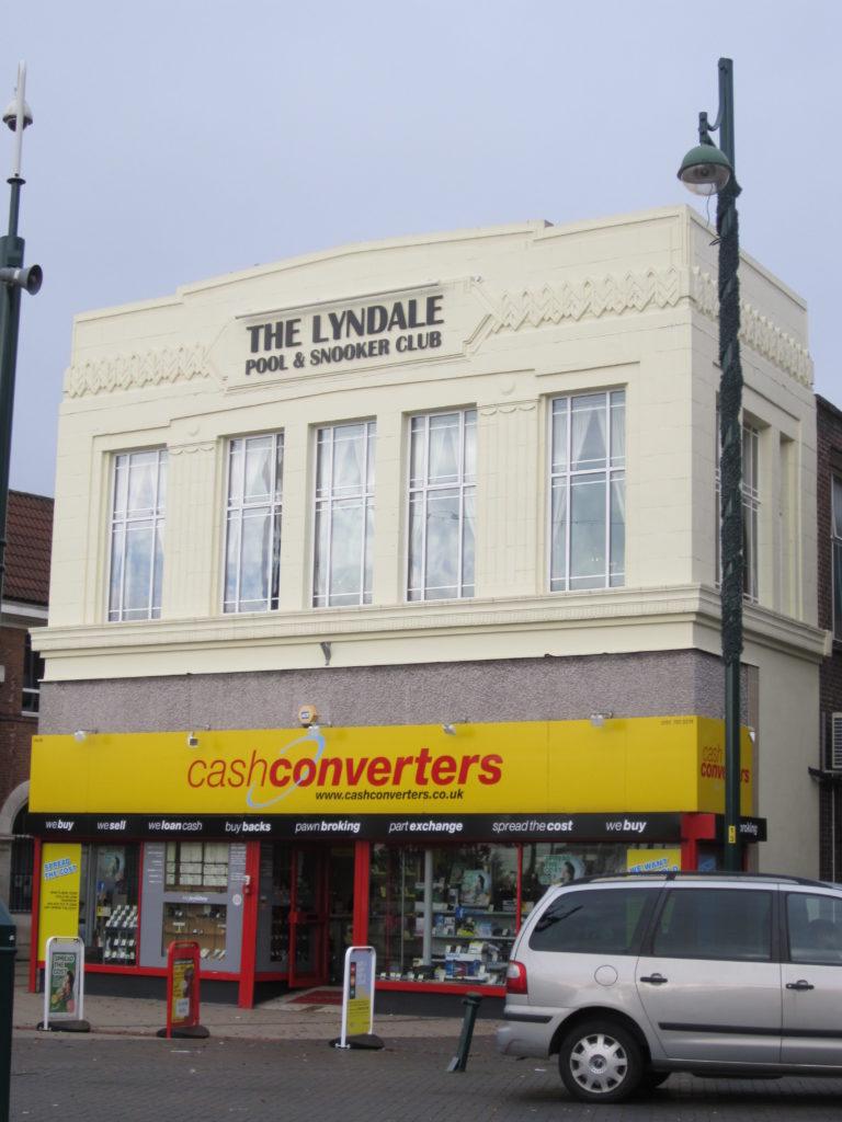 Cash converters store front