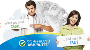 cash preapproved in minutes