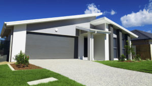 loans for centrelink customers - modern australian house